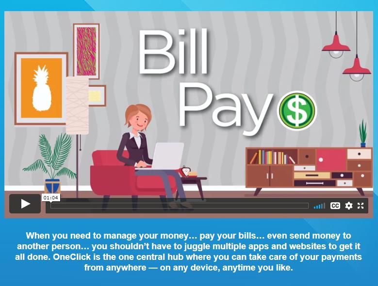 Bill Pay Demo Video