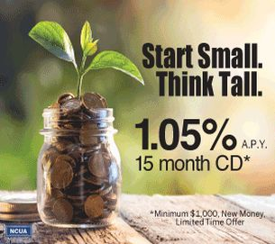 Limited Time Offer - 15 Month CD