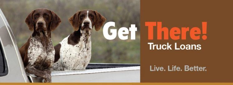 Get There! Truck Loans - Live. Life. Better.
