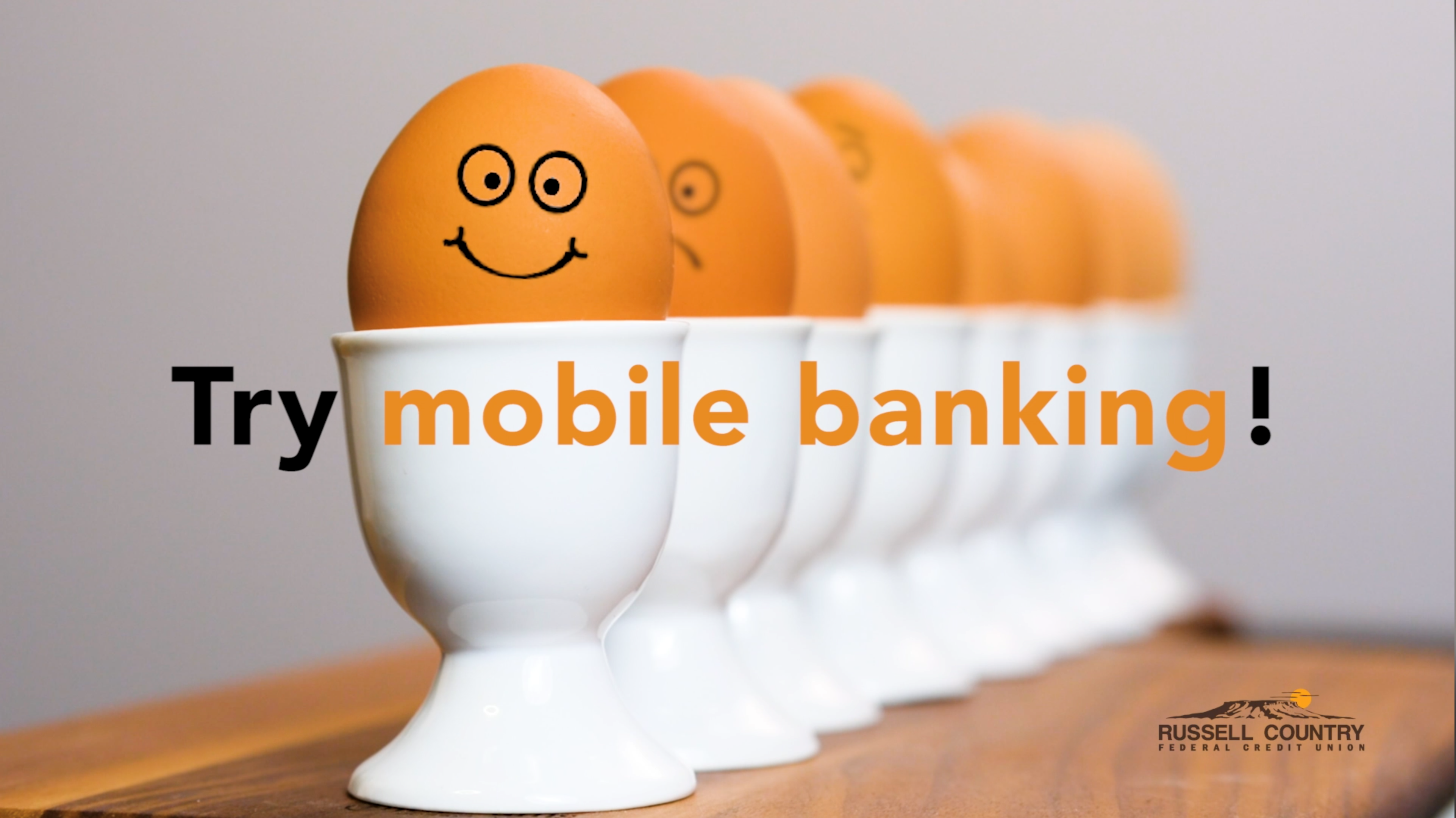 Try Mobile Banking!