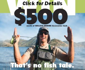 Wallace Marine Accessory Promotion