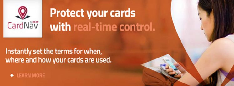 Protect Your Cards With Real - Time Control. Instantly set the terms for when, where and how your cards are used. Learn More.