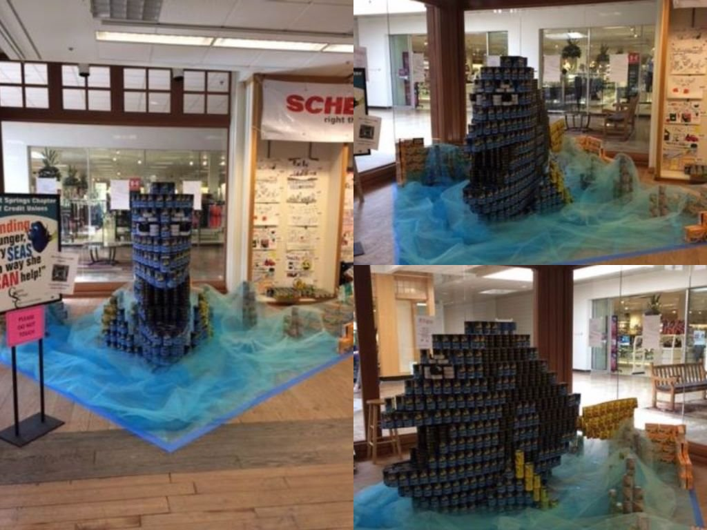 2017 CANstruction photo