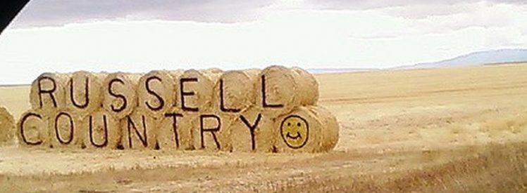 Russell Country What the Hay